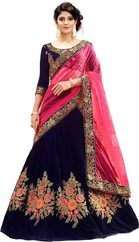 Cotton Silk Lehenga