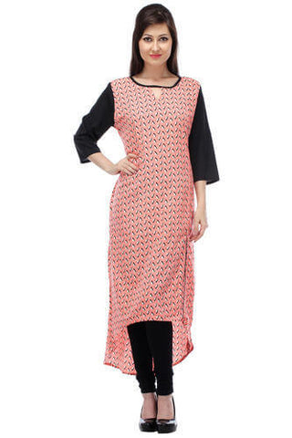 Front Short Back Long Kurti