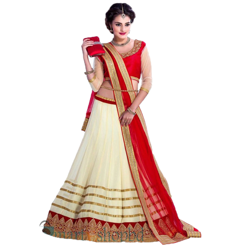 Heavy Party Wear Lehenga