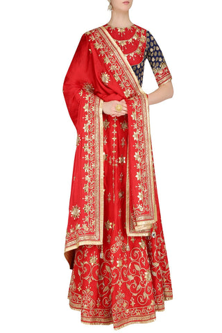 Heavy Wedding Lehenga