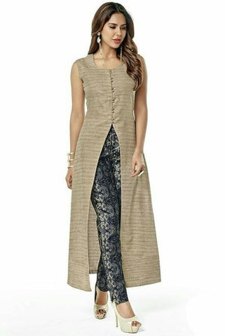 Indo Western Kurti With Pants
