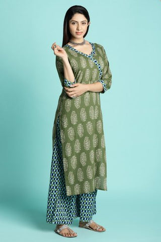 Kurtis for Palazzos (Straight or Flared)
