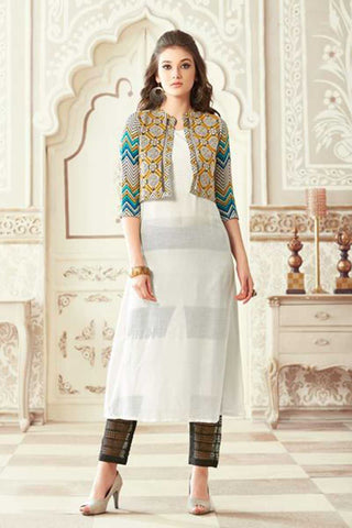 Kurta with jackets