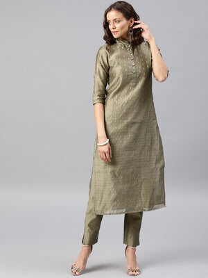 Long Kurti With Trouser