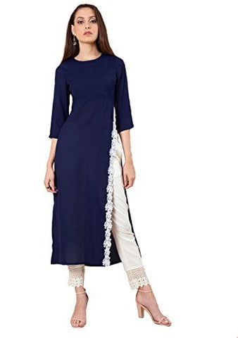 Long Side Cut Kurti