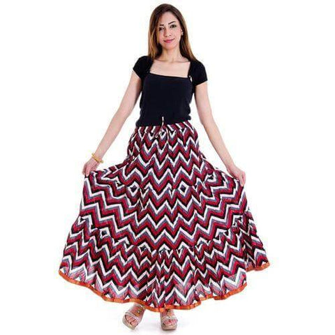 Long Skirt Lehenga