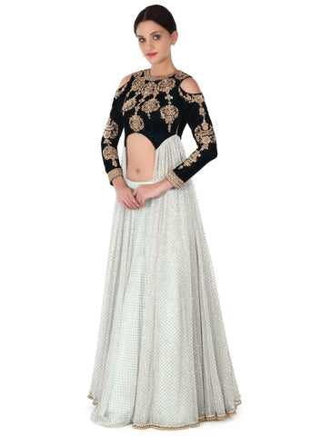 Modern Party Wear Lehenga Choli