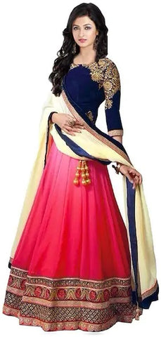 Party Wear Bridal Lehenga