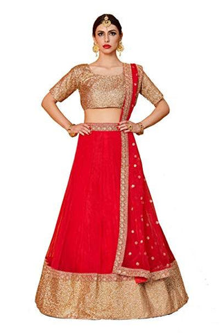 Party Wear Girlish Lehenga