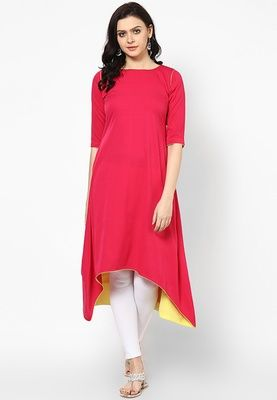 Red Colour Long Kurti