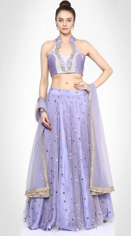 Stylish Party Wear Lehenga