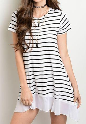 Tunic Bottom Dress