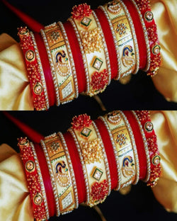 Gujarati Marriage Chooda Bangles