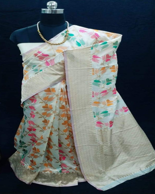 Mor Multi Saree