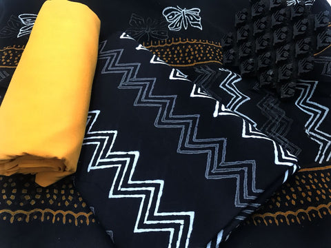 graphic print dressmaterial online