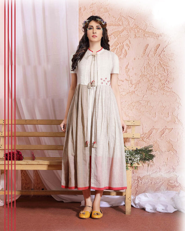 Western Kurti Cotton Fabric