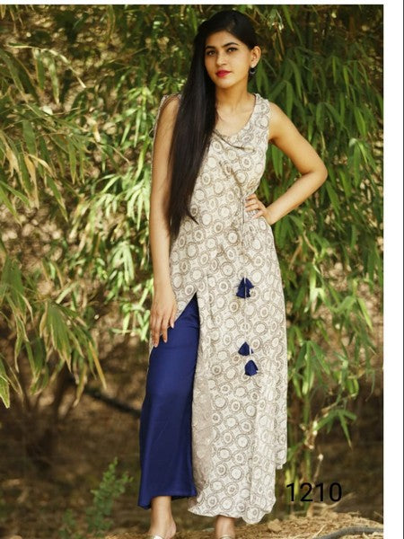 dori design printed kurti dress