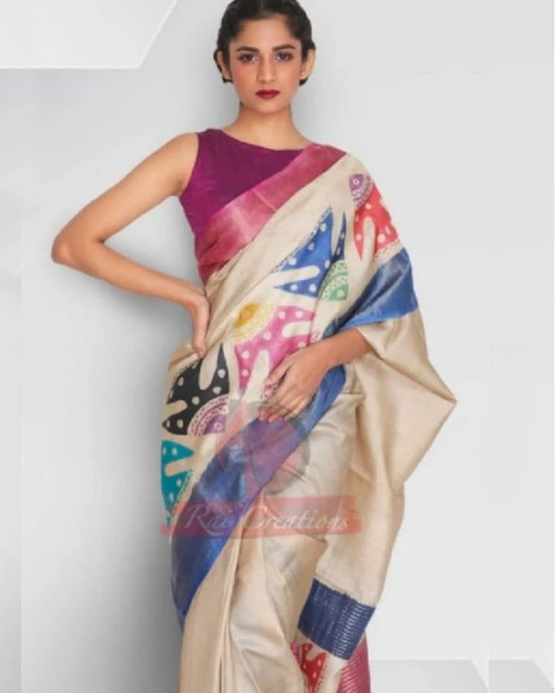 Smart Silk Saree
