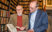 Orpheus Institute acquires prestigious library Ton Koopman