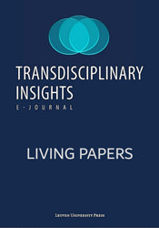 NEW: Transdisciplinary Insights - Living Paper CORONAVIRUS COVID-19