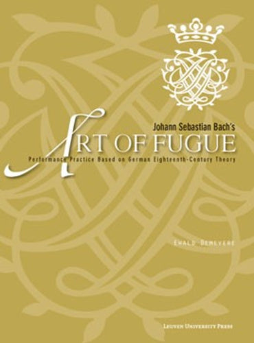 Johann Sebastian Bach's Art of Fugue