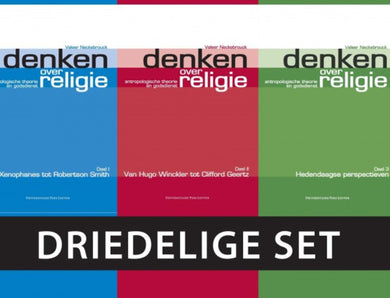 Denken over religie - Driedelige set