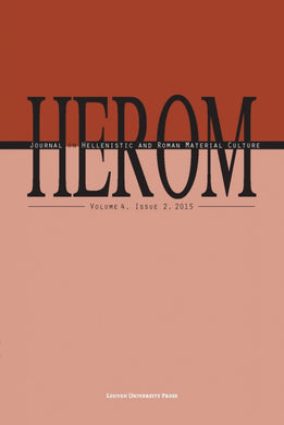 HEROM Volume 4 Issue 2, 2015