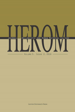 HEROM Volume 5 Issue 2, 2016