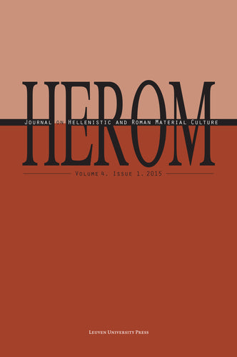 HEROM Volume 4 Issue 1, 2015