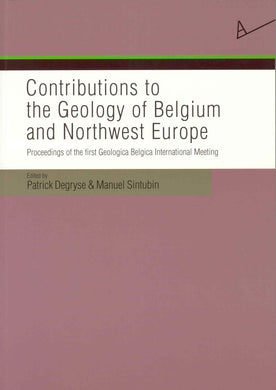 Contributions to the Geology of Belgium and Northwest Europe