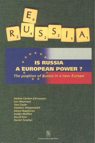 Is Russia a European Power?