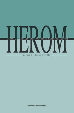 HEROM Volume 6 Issue 2, 2017