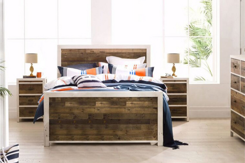 Bondi | Queen Bed Frame | Scandi