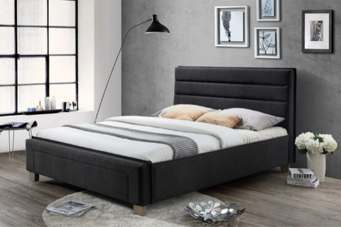Miami | Queen Bed Frame | Charcole