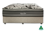 Have your brand new Serene Plush Ensemble Home Delivered Free and Fast by Quality Sleep the Interest Free Mattress Warehouse