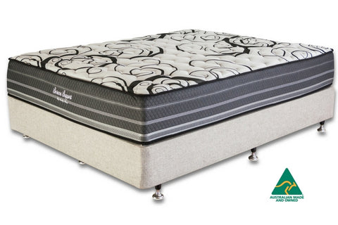 Purchase your brand new high quality high durability Serene Support Mattress from Quality Sleep offering interest free beds with free home delivery.