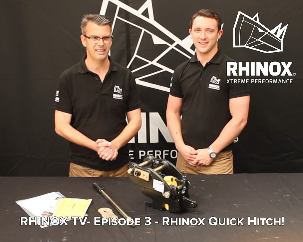 Rhinox TV - Episode 3 - Rhinox Quick Hitch!