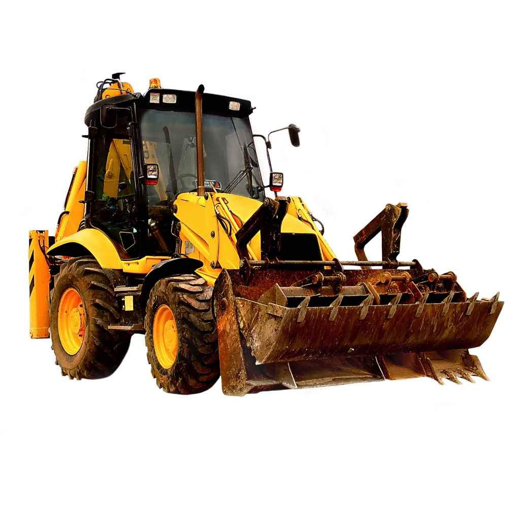 What buckets should I use on my JCB 3CX?