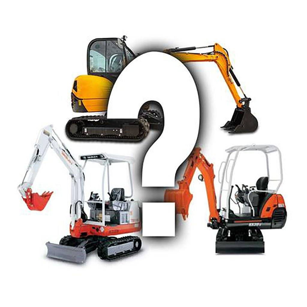 Which Mini Digger To Buy?