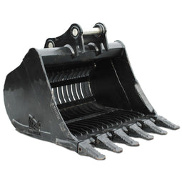 13 - 25 Ton Riddle Buckets