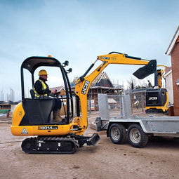 JCB 8014 / 8014 CTS Digger Buckets & Attachments
