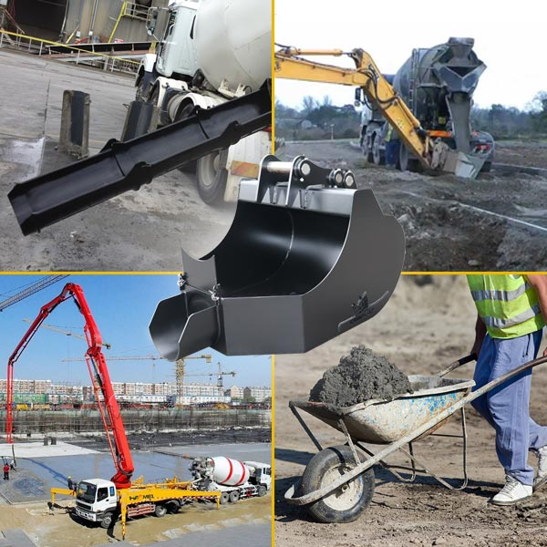 Concrete Pouring Methods