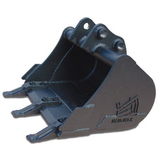 "Bobcat E08 Digging Bucket - 18"" / 450mm"