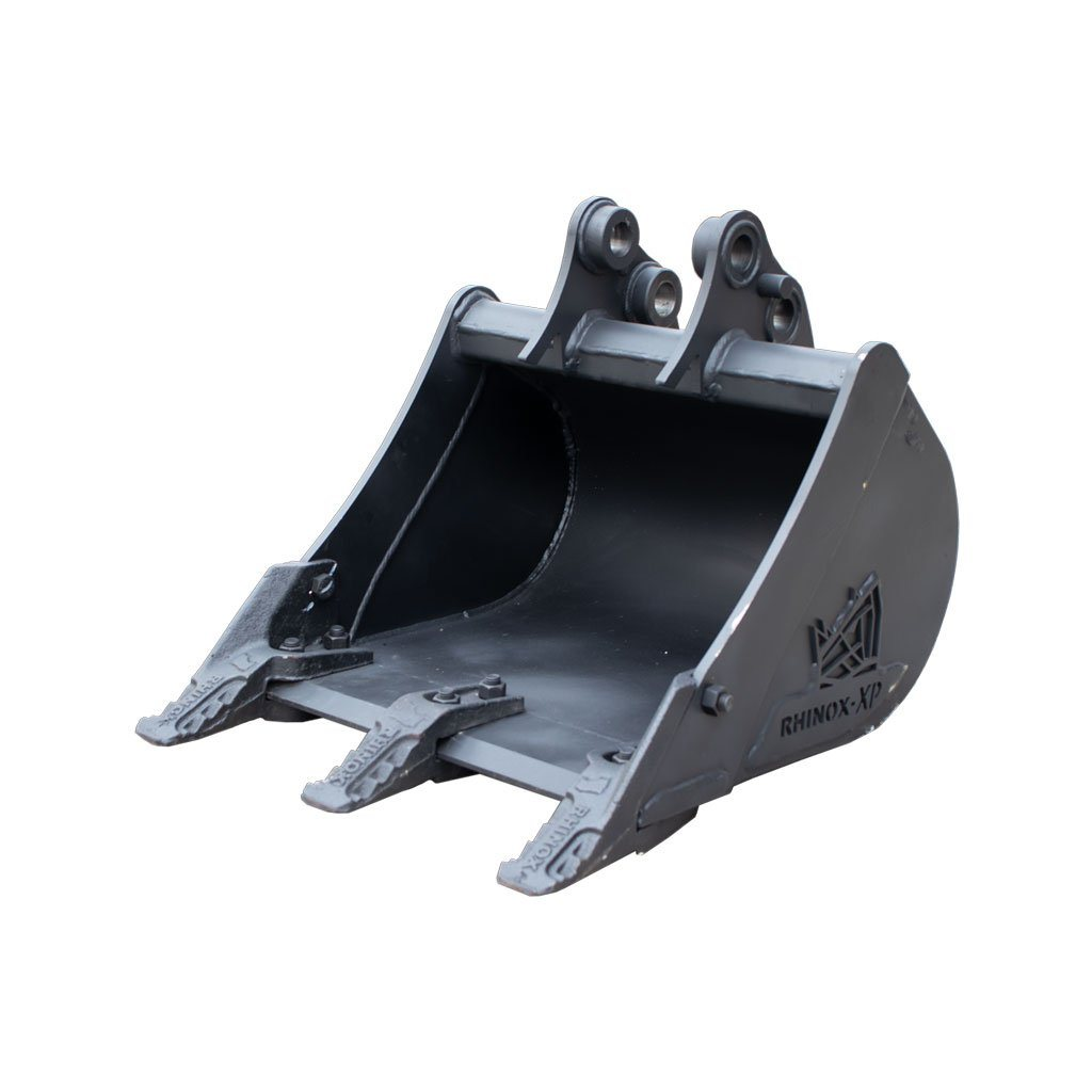 "Daewoo Solar 018 Digging Bucket - 18"" / 450mm"