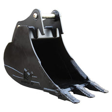 "Case CX130D Digging Bucket - 24"" (c/w Pins)"
