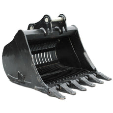 Case CX180 Riddle Bucket / Shaker Bucket - 60""