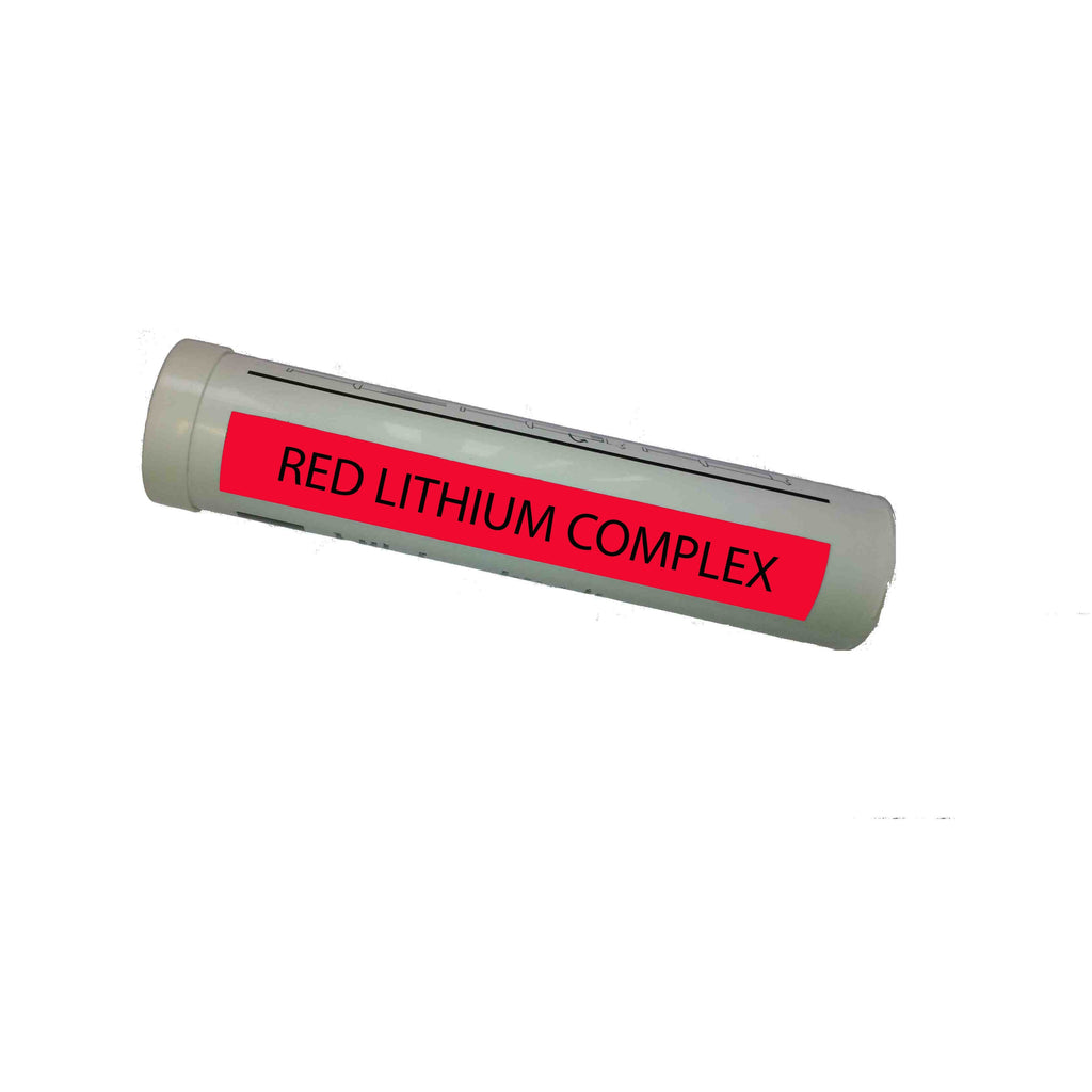 Box of 12 Lithium Complex Grease Cartridges - 400g