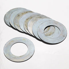 Large Shim Washer - 25 x 60 x 3mm - Pack of 10