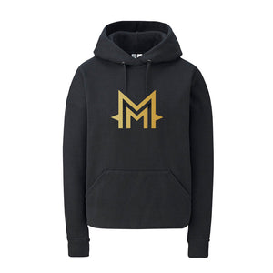 Sweat Shirt -M- Logo Or