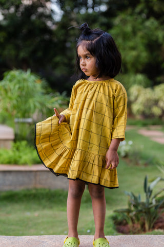 Gelato dress in MANGO